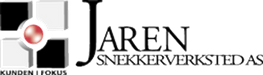 Logo, Jaren Snekkerverksted AS